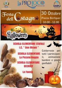 Castagnata&Halloween
